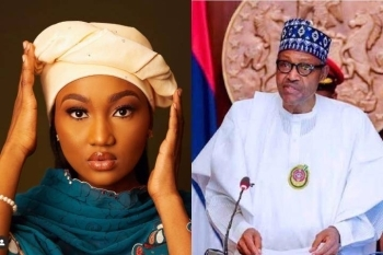 'Buhari Is Not Our Problem' - President Buhari Daughter, Zahra Speaks Out, Nigerians Blast Her